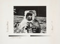 Autographs:Celebrities, Charles Conrad Signed Large Limited Edition Lunar Surface Photo,#169/1000....