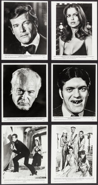 """The Spy Who Loved Me (United Artists, 1977). Photos (18) (8"""" X 10""""). James Bond. ... (Total: 18 Items)"""