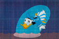 Animation Art:Production Cel, Donald Duck Production Cel Animation Art (Disney, 1980s)....(Total: 2 Items)