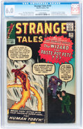 Silver Age (1956-1969):Superhero, Strange Tales #110 (Marvel, 1963) CGC FN 6.0 Cream to off-whitepages....