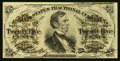 Fractional Currency:Third Issue, Fr. 1294 25¢ Third Issue Choice New.. ...