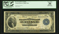 Fr. 741 $1 1918 Federal Reserve Bank Note PCGS Apparent Very Fine 30