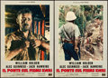 "Movie Posters:War, The Bridge on the River Kwai (Columbia, 1958). Italian Photobustas(12) (18.5"" X 26.75"". ... (Total: 12 Items)"