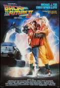 """Movie Posters:Science Fiction, Back to the Future Part II (Universal, 1989). One Sheet (27"""" X41""""). Science Fiction.. ..."""