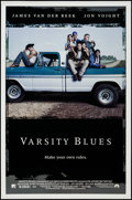 """Movie Posters:Sports, Varsity Blues & Other Lot (Paramount, 1999). One Sheets (2) (27"""" X 40"""" & 27"""" X 41"""") SS & DS. Sports.. ... (Total: 2 Items)"""