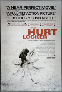 """The Hurt Locker & Other Lot (Summit Entertainment, 2008). One Sheets (2) (27"""" X 40"""") DS Advance. War..."""