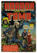 Golden Age (1938-1955):Horror, Horror From the Tomb #1 (Premier , 1954) Condition: VG....