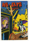 Golden Age (1938-1955):Miscellaneous, Hi-Lite Comics #1 (E. R. Ross, 1945) Condition: VF....