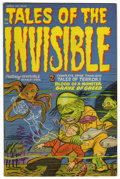 Golden Age (1938-1955):Horror, Harvey Comics Hits #59 Tales of the Invisible - File Copy (Harvey,1952) Condition: VF-....