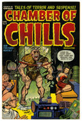 Golden Age (1938-1955):Horror, Chamber of Chills #9 File Copy (Harvey, 1952) Condition: FN+....