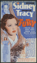 """Movie Posters:Crime, Fury (MGM, 1936). Herald (6.75"""" X 9.25""""). Crime. ..."""
