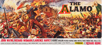 "The Alamo (United Artists, 1960). 24 Sheet (104"" X 232"")"