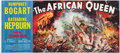 "Movie Posters:Adventure, The African Queen (United Artists, 1952). 24 Sheet (104"" X 232"")....."