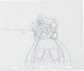 Animation Art:Production Drawing, Fantastic Four: The Animated Series Production DrawingAnimation Art Group (Saban/Marvel, 1994-96).... (Total: 5 OriginalArt)