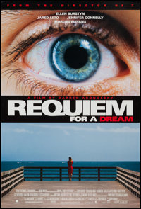 """Requiem for a Dream & Others Lot (Artisan, 2000). One Sheet (26.75"""" X 39.75"""") & Canadian One S..."""