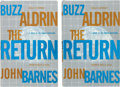 Autographs:Celebrities, Buzz Aldrin Signed Books (Two): The Return ... (Total: 2 )