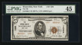 National Bank Notes:New York, Watervliet, NY - $5 1929 Ty. 2 The NB of Watervliet Ch. # 1265. ...