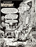 Original Comic Art:Splash Pages, Romeo Tanghal House of Mystery #286 Splash Page 1 OriginalArt (DC, 1980)....