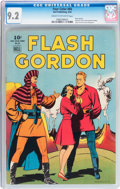 Golden Age (1938-1955):Miscellaneous, Four Color #84 Flash Gordon (Dell, 1945) CGC NM- 9.2 Cream to off-white pages....