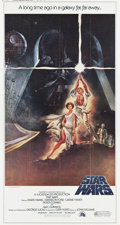 "Movie Posters:Science Fiction, Star Wars (20th Century Fox, 1977). International Three Sheet (41""X 77"").. ..."
