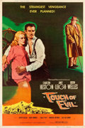 """Movie Posters:Film Noir, Touch of Evil (Universal International, 1958). Poster (40"""" X 60"""")Style Z.. ..."""