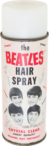Music Memorabilia:Memorabilia, Beatles Vintage Hair Spray by Bronson Products (NEMS Seltaeb, 1964). ...