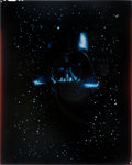 "Movie Posters:Science Fiction, The Empire Strikes Back (20th Century Fox, 1980). ColorTransparency (8"" X 10"") Advance.. ..."