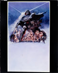 "Movie Posters:Science Fiction, The Empire Strikes Back (20th Century Fox, 1980). ColorTransparency (8"" X 10"") Style B.. ..."
