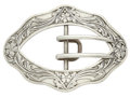 Estate Jewelry:Other , Sterling Silver Belt Buckle, Tiffany & Co.. ...