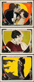 "Movie Posters:Drama, The Impossible Mrs. Bellew (Paramount, 1922). Lobby Cards (3) (11""X 14"").. ... (Total: 3 Items)"