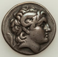 Ancients:Greek, Ancients: THRACIAN KINGDOM. Lysimachus (305-281 BC). AR tetradrachm(16.47 gm)....