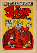 Silver Age (1956-1969):Alternative/Underground, Gothic Blimp Works #1 (East Village Other, 1969) Condition: VF....