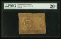 Colonial Notes:Continental Congress Issues, Continental Currency April 11, 1778 $8 PMG Very Fine 20 Net.. ...