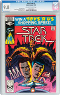 Modern Age (1980-Present):Science Fiction, Star Trek #7 (Marvel, 1980) CGC NM/MT 9.8 Off-white to whitepages....