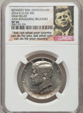 Kennedy Half Dollars, 2014-P 50C High Relief, Clad, 50th Anniversary, Chicago August ANAInaugural Release 1964-2014, SP66 NGC. NGC Census: (168/...