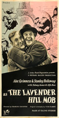 "Movie Posters:Comedy, The Lavender Hill Mob (Rank, 1951). British Three Sheet (38"" X76"").. ..."