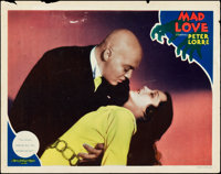"Mad Love (MGM, 1935). Lobby Card (11"" X 14"")"
