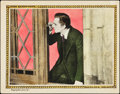 "Movie Posters:Mystery, Sherlock Holmes (Goldwyn, 1922). Lobby Card (11"" X 14"").. ..."