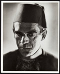 """Movie Posters:Horror, The Mummy (Universal, 1932). Photos (2) (8"""" X 10"""").. ... (Total: 2 Items)"""