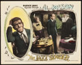 """Movie Posters:Musical, The Jazz Singer (Warner Brothers, 1927). Lobby Card (11"""" X 14"""").. ..."""