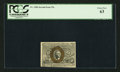 Fractional Currency:Second Issue, Fr. 1286 25¢ Second Issue PCGS Choice New 63.. ...