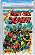 Bronze Age (1970-1979):Superhero, Giant-Size X-Men #1 (Marvel, 1975) CGC VF 8.0 Cream to Off-whitepages....