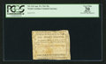 Colonial Notes:North Carolina, North Carolina April 23, 1761 20s PCGS Apparent Very Fine 20.. ...