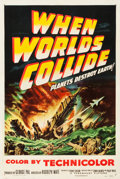 "Movie Posters:Science Fiction, When Worlds Collide (Paramount, 1951). One Sheet (27"" X 40.5"")....."
