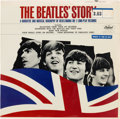 Music Memorabilia:Recordings, The Beatles' Story Still Sealed Mono LP (Capitol 2222.1964)....