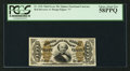 Fractional Currency:Third Issue, Fr. 1326 50¢ Third Issue Spinner PCGS Choice About New 58PPQ.. ...