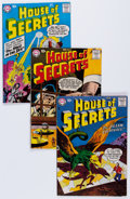 Silver Age (1956-1969):Horror, House of Secrets Group (DC, 1958-69) Condition: Average ApparentVG.... (Total: 36 Comic Books)