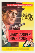 "Movie Posters:Western, High Noon (United Artists, 1952). One Sheet (27.25'"" X 41"").. ..."