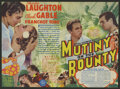 "Movie Posters:Academy Award Winner, Mutiny On The Bounty (MGM, 1935). Herald (8.75"" X 9""). AcademyAward Winner. ..."
