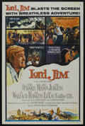 "Movie Posters:Adventure, Lord Jim (Columbia, 1965). One Sheet (27"" X 41""). Adventure. ..."